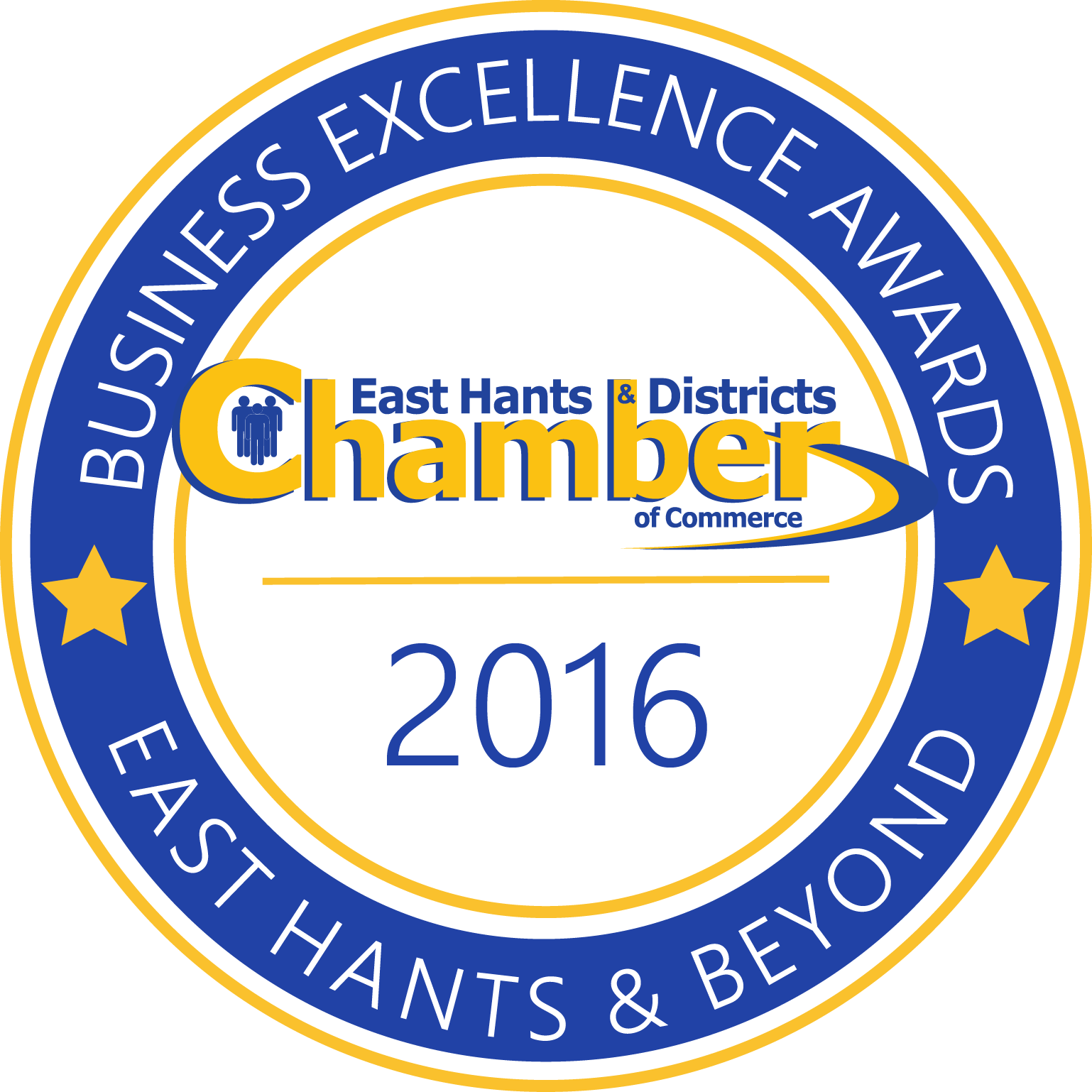 Business Excellence Awards 2016 - East Hants & District