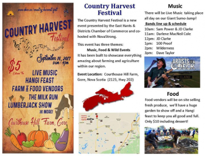 Country Harvest Festival