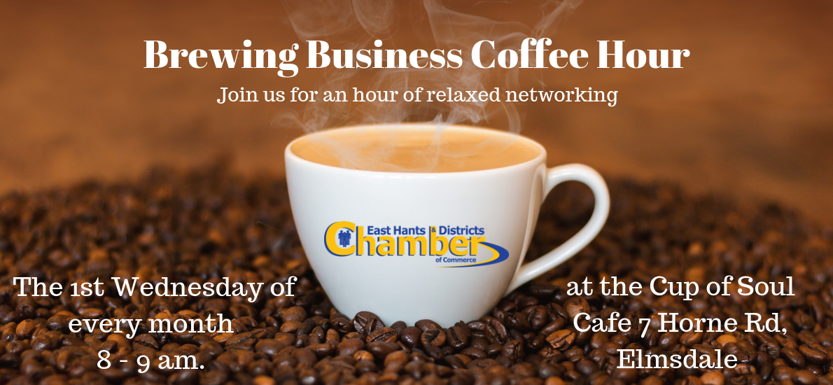 Brewing Business Coffee Hour